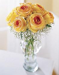 Bound With Love Arrangement - Design Fresh Cut Flowers