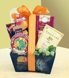 Fruit Bouquet Basket - Design Gift Baskets