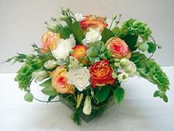 Good News Arrangement - Design Flowers Restaurant